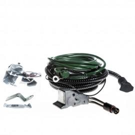 Электрический предпусковой подогреватель двигателя DEFA 470101 для снегохода Yamaha PAHZER / VENTURE 500