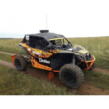 Расширители арок PanZerBox для BRP Can-Am Maverick X3 XRS узкий комплект
