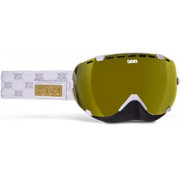 Очки 509 Aviator White Gold