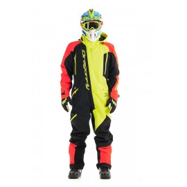 Комбинезон Dragonfly Extreme Red-Yellow Fluo 2020
