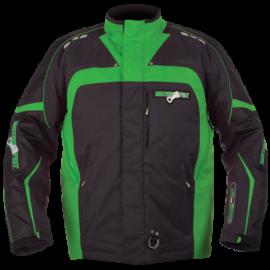 Куртка Motorfist Carbide Black/Green