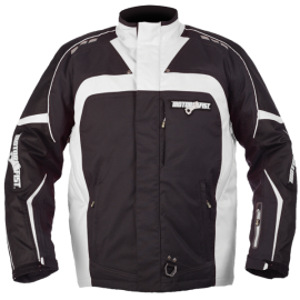 Куртка Motorfist Carbide Black/White