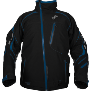 Куртка Motorfist Redline Black/Blue