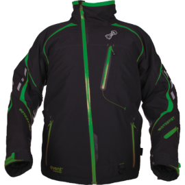 Куртка Motorfist Redline Black/Green