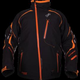 Куртка Motorfist Redline Black/Orange
