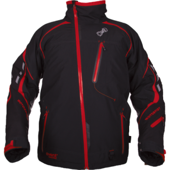 Куртка Motorfist Redline Black/Red