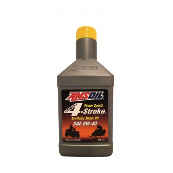 Масло моторное AMSOIL Formula 4-Stroke® PowerSports Synthetic Motor Oil SAE 0W-40