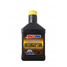 Масло моторное AMSOIL INTERCEPTOR® Synthetic 2-Stroke Oil