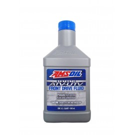 Масло трансмиссионное AMSOIL Synthetic ATV/UTV Front Drive Fluid