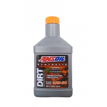 Масло моторное AMSOIL Synthetic Dirt Bike Oil SAE 10W-50