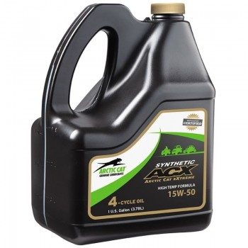 Масло моторное Arctic Cat ACX 15W-50 Synthetic Oil