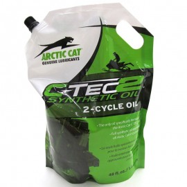 Масло моторное Arctic Cat C-TEC2 Synthetic Injection Oil