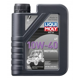 Масло моторное LIQUI MOLY ATV 4T Motoroil Offroad 10W-40