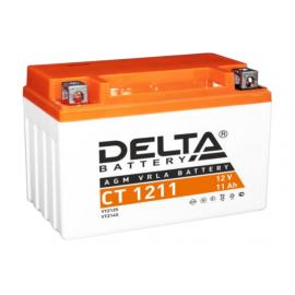 Аккумулятор Delta CT 1211 12V / 11Ah YT12B-BS, YTZ14S