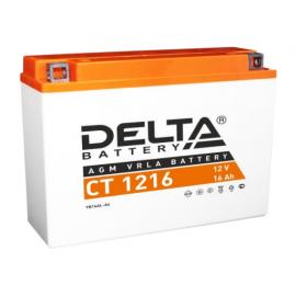Аккумулятор Delta CT 1216 12V / 16Ah YB16AL-A2