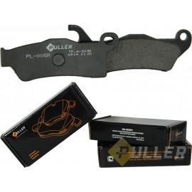 Тормозные колодки Puller PL-005R