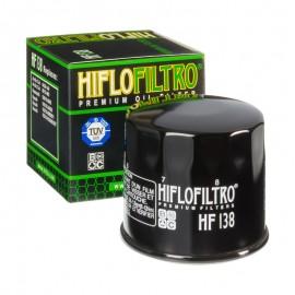 Фильтр масляный HiFloFiltro HF138