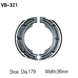 Тормозные колодки Vesrah VB-321
